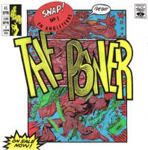 The Power (Snap! song) - Image: Snap The Power 7Inch Single Cover