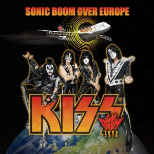 Kiss Sonic Boom Over Europe - Image: Sonic Boom Over Europe cover