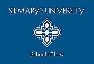 St. Mary's University School of Law - The Marianist Cross