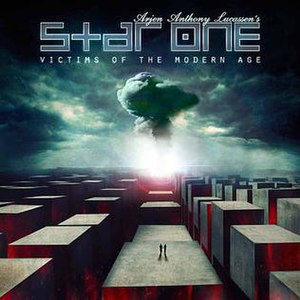 Victims of the Modern Age - Image: Star One Victims of the Modern Age album cover