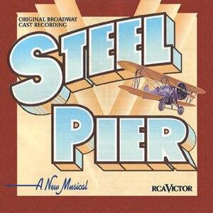 Steel Pier (musical) - Original Broadway Cast album