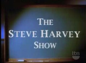 The Steve Harvey Show - Image: Steve harvey show