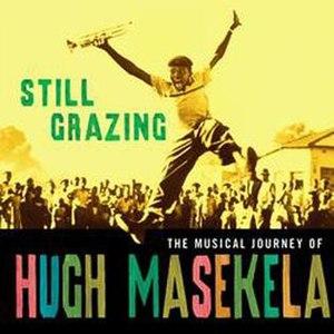Still Grazing (Hugh Masekela album) - Image: Still Grazing (Hugh Masekela album cover)
