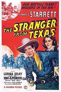 <i>The Stranger from Texas</i> 1939 film directed by Sam Nelson