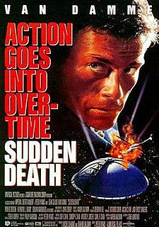 <i>Sudden Death</i> (1995 film)