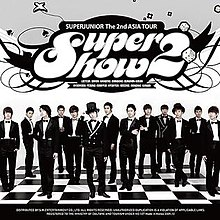 Super Show 2 (album) - Wikipedia