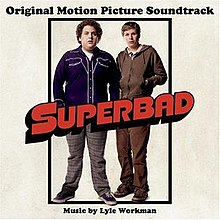 Superbad soundtrack.JPG