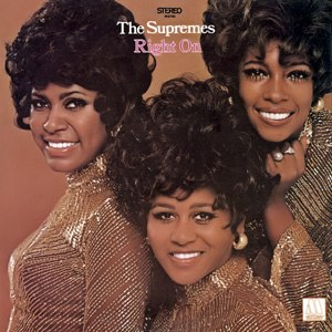 Right On (The Supremes album) - Image: Supremes right on