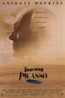 <i>Surviving Picasso</i> 1996 film by James Ivory