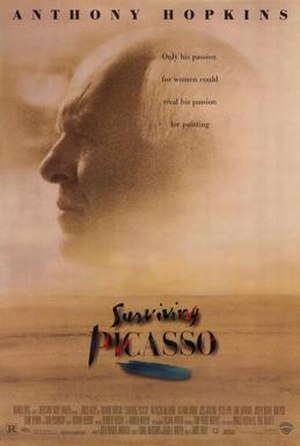 Surviving Picasso - Theatrical release poster