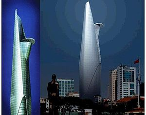 Bitexco Financial Tower - Image: Thaptaichinh