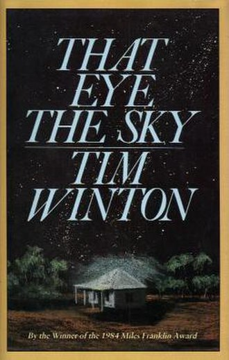 That Eye, the Sky - First edition (publ. McPhee Gribble)