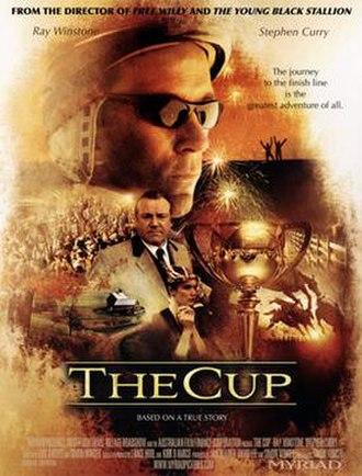 The Cup (book) - Movie poster for The Cup.