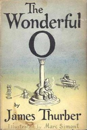 The Wonderful O - First edition