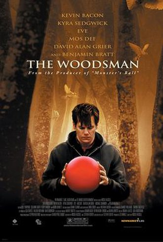 The Woodsman (2004 film) - Theatrical release poster