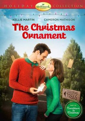 The Christmas Ornament - DVD cover