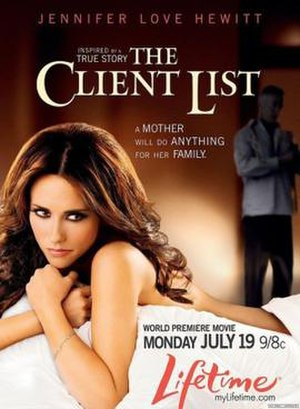 The Client List - Promotional poster