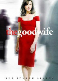 <i>The Good Wife</i> (season 4) season of television series