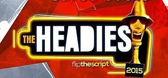 The Headies 2015 - Image: The Headies 2015