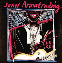 The Key, Joan Armatrading - album cover.jpg