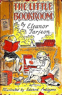 <i>The Little Bookroom</i> book by Eleanor Farjeon