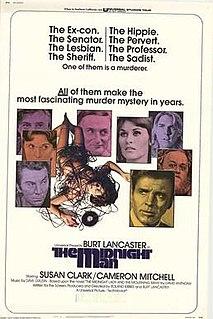 <i>The Midnight Man</i> (1974 film) 1974 film by Roland Kibbee