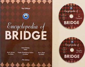 The Official Encyclopedia of Bridge - Image: The Official Encyclopedia of Bridge 7th Edition