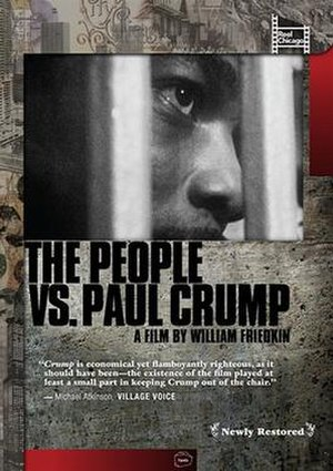 The People vs. Paul Crump - Image: The People vs. Paul Crump