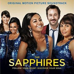 The Sapphires: Original Motion Picture Soundtrack - Image: The Sapphires soundtrack cover
