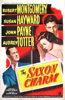 The Saxon Charm - 1948 - Poster.jpg
