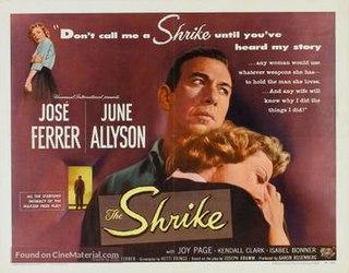 <i>The Shrike</i> (film) 1955 film by José Ferrer