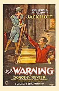 <i>The Warning</i> (1927 film) 1927 film