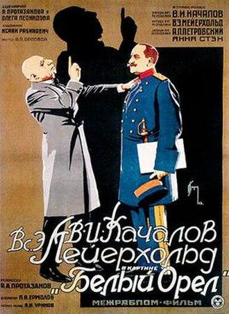 The White Eagle - Image: The White Eagle 1928 film poster