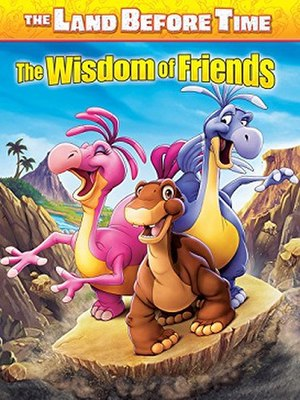 The Land Before Time XIII: The Wisdom of Friends - Image: The Wisdom of Friends