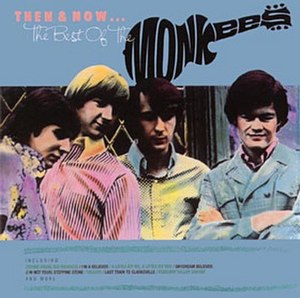 Then & Now... The Best of The Monkees - Image: Then & Now The Monkees
