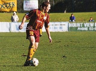Tim Stevens (footballer) New Zealand association footballer