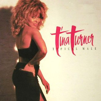 Typical Male - Image: Tina Turner Typical Male
