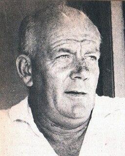 Tony Lock English Test and County cricketer