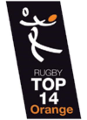 Top 14 - Top 14 logo used through the 2011–12 season.
