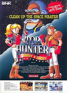 Top Hunter - Roddy & Cathy arcade flyer.jpg