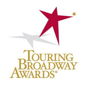 Touring Broadway Awards - Logo for the Touring Broadway Awards.