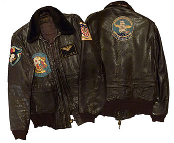 c0d820fa337 G-1 military flight jacket - Wikipedia