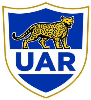 Argentina XV national rugby union team - Image: Uar rugby logo