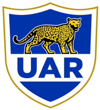 Argentine Rugby Union - Image: Uar rugby logo