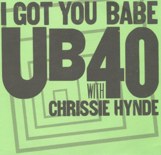 UB40 and Chrissie Hynde — I Got You Babe (studio acapella)