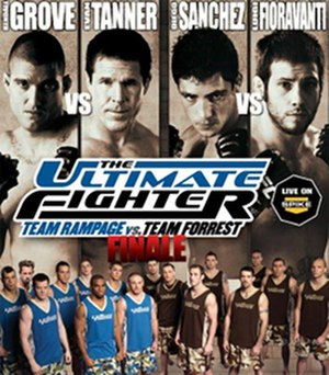 The Ultimate Fighter: Team Rampage vs. Team Forrest - Image: Ultimatefighter 7