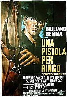 <i>A Pistol for Ringo</i> 1965 film by Duccio Tessari