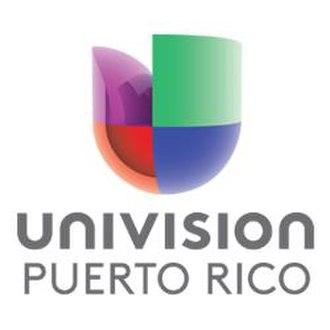WLII-DT - WLII Univision Puerto Rico Logo