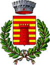 Coat of arms of Valdengo