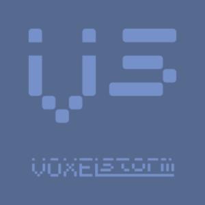 VoxelStorm - Image: Voxel Storm Logo